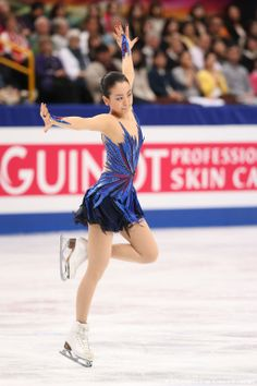 By Atsushi Tomura Getty Images Sport | Mao Asada of Japan competes in the Ladies Free Skating during ISU World Figure Skating Championships at Saitama Super Arena on March 29, 2014 in Saitama, Japan. (1024×1536)