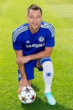 Congratulations also to John Terry who makes his appearance as a blue. 17 September 2014 UEFA Opener at The Bridge. Chelsea Football, Chelsea Fc, Football Soccer, Soccer Ball, The Special One, Uefa Champions League, One Team, Sports And Politics, Blues