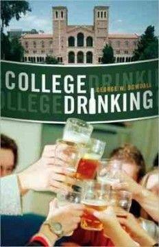 NECC Catalog - College drinking : Reframing a Social problem