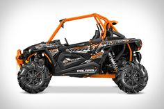 Exploring the wilderness on a four wheeler is great — riding front-to-back like you're on a crotch rocket, not so much. Make your two-person excursions more fun with the Polaris RZR XP 1000 EPS High Lifter Edition. Designed to take...