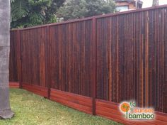 Bamboo Fencing | Bamboo Fence Panels |. I love this!!!