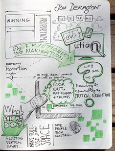 Winning proportions and frictionless navigation - Jon Deragon