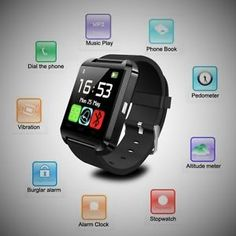 Bluetooth-Smart-Watch-Wrist-Watch-Fit-For-Smartphones-Android-Samsung-Phone