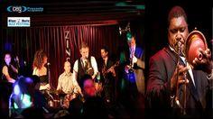 B.B. King Blues Club & Grill - SVETLANA & THE DELANCEY FIVE with WYCLIFFE GORDON - Jun 7, 2014
