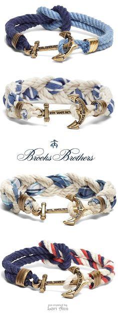 Brooks Brothers Kiel James Patrick Bracelets