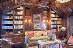 Schuyler Samperton, Pacific Palisades Home Office, via Cote de Texas