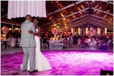 """This is Part 2 of Mikky & Nwabisa's """"Wedding Of The Year"""" at Webersburg in Stellenbosch. They pulled out all of the stops for this extravagant wedding. Dance Floor Lighting, Wedding Reception, Wedding Day, South African Weddings, Wedding Of The Year, Wedding Prep, African Culture, Friend Wedding, Wedding Designs"""