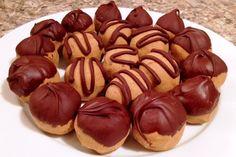 Pumpkin Gingersnap Protein Balls -- #GlutenFree