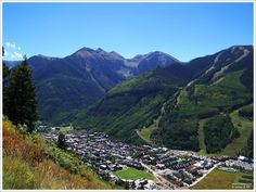 """Telluride the """"Switzerland"""" of North America-awesome!"""