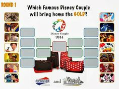 Do me a favor, please!  Head over and vote for Princess Tiana and Prince Naveen as the Famous Disney Couple of 2014 {American Tourister Luggage Giveaway} @Magical Blogorail