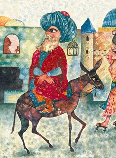 Miniature Nasreddin