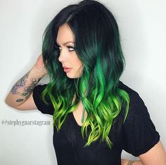 ☘St. Patty's Ombre ☘