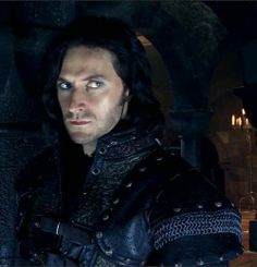 Richard Armitage as Guy from Robin Hood BBC