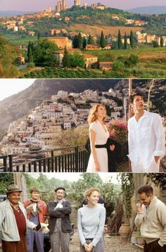 Chelsea & The City: Scene It: Under the Tuscan Sun - movie style guide Under The Tuscan Sun, Tuscany, Style Guides, Chelsea, Couple Photos, City Scene, Movie Nights, Couple Shots