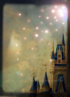 Once Upon a Time- 5 x 7 Metallic Fine Art Photographic Print  BellaWonderella