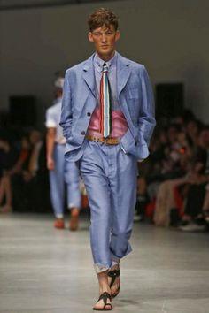 Vivienne Westwood Menswear Spring Summer 2014 Milan