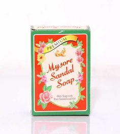 Mysore Sandal Soap!