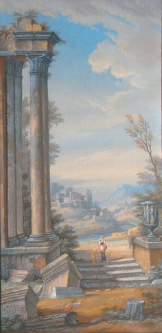 Classic landscape 1
