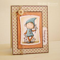 Thinking of you by Torico - Cards and Paper Crafts at Splitcoaststampers