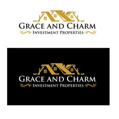 Grace and Charm Investment Properties - Create a winning logo for a new real estate investment company!!!