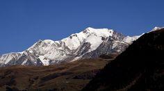 Lespremières démarches pour un classement duMont-Blancau patrimoine mondial de l'Unesco