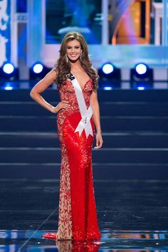 USA - Miss Universe 2013 Evening Gown Preliminary Competition - Beauty Pageant News Pageant Tips, Beauty Pageant, Pageant Dresses, Pageant Pictures, Miss Usa 2013, Miss Universe 2013, Black Tie Formal, Formal Gowns, Beautiful Gowns