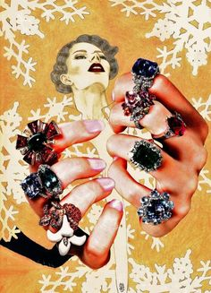 Bling!!! awesome. by Maria Caleis