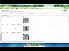 Google Docs can automatically generate QR Codes