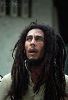 Bob Marley. A man who spread love and happiness through his music. If he were alive, he would be at the top of my list of people I'd like to meet. Rest in love, Bob...