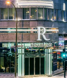The New Year Ushers A New, Show-Stopping Retreat for Quebec: Renaissance Montreal Opens #luxuryhotels #canada