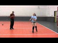 Developing Setter Footwork  http://gwadel.com/volleyball
