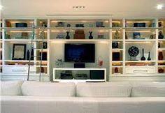 televisão led embutida em porta de correr - Pesquisa Google