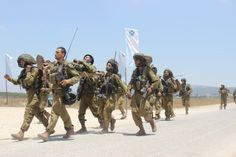 The battalion developed techniques for fighting Hezbollah, based on years of experience operating in Israel's northern border region; the new methods were tested in a battalion-wide exercise last week.
