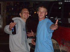 Jake and mini Vin