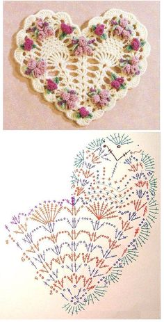 Transcendent Crochet a Solid Granny Square Ideas. Inconceivable Crochet a Solid Granny Square Ideas. Crochet Diy, Filet Crochet, Art Au Crochet, Crochet Diagram, Crochet Chart, Thread Crochet, Crochet Motif, Crochet Doilies, Irish Crochet