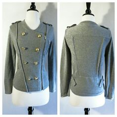 3.1 Phillip Lim Cashmere Military Sweater Jacket Perfect condition. Zip and button closure. Super soft. All pockets functional. 3.1 Phillip Lim Sweaters Cardigans