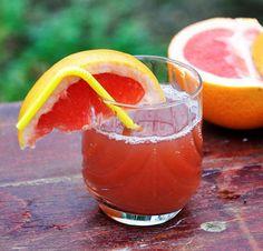 Weight Loss Grapefruit Strawberries Juice