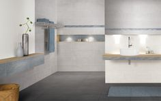 Tile series pasado is sensual, unusual and reflective Tiles, New Homes, Alcove, Bathroom, Toilet, Home, Bathtub