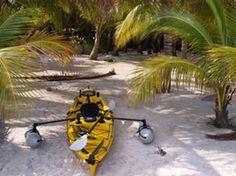 Image detail for -Kayak Fishing Belize   Ocean Kayak Fishing at Glover's Reef