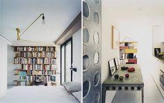 我們看到了。我們是生活@家。: 透過攝影師Simon Watson的照片,我們才有機會看到這些風格好特別的家!
