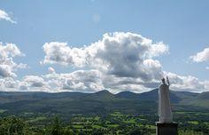 Irsko cestovatelské fotografie