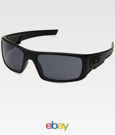 Oakley Men's Crankshaft OO9239-12 Rectangular Sunglasse(Matte Black/60 mm)