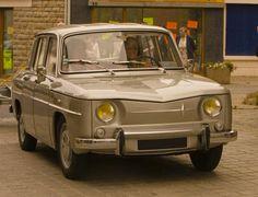 Renault R8, Vintage French car