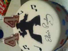 My dad's birthday cake!!