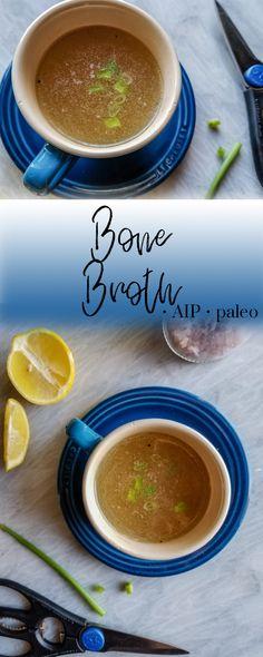 Bone Broth | Real Food & Love