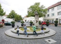 HANNOVER Mittelfeld Rübezahlplatz hanover germany
