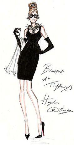 Breakfast At Tiffany's celebrating the 50th Anniversary! by Fashion_Luva, via Flickr