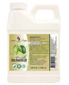 128 fl. Oz Bulk Lime Essential Oil - All Premium, Therapeutic and Pharmaceutical Grade. Excellent for Aromatherapy and as an Ingredient for use in DIY Home Made Cosmetics and Personal Care Products *** Click image for more details. (Note:Amazon affiliate link) #DIYMakeup