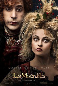 Due nuovi character poster dal dramma Les Misérables