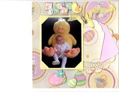 Easter page 1 - Scrapbook.com